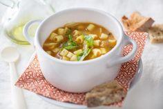 Une soupe festive ! Recette en vidéo de L'atelier des Chefs