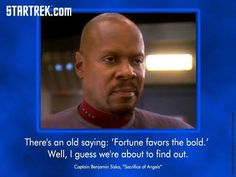 deep space nine quotes - Yahoo Image Search Results