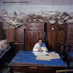 Des bureaucrates  Jan Banning Bureaucrate 02 photo photographie bonus art