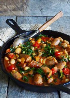 Langtidskokt oksegryte med gulrøtter, perleløk og sopp - Mat På Bordet