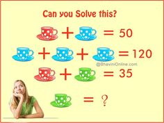 Solve this Santa math puzzle image. Viral puzzle image with the correct answer. Fun Math, Math Games, Math Activities, Maths Riddles, Logic Math, Logic Puzzles, Reto Mental, Best Brain Teasers, Math Patterns