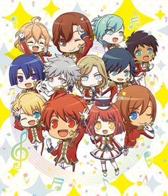 Uta no Prince Sama Music 3 Limited Edition Uki Uki Box Game PS Vita