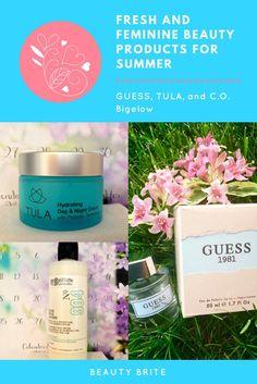Fresh And Feminine Beauty Products For Summer | Beauty Brite http://beautybrite.com/fresh-and-feminine-beauty-products-for-summer/?utm_campaign=crowdfire&utm_content=crowdfire&utm_medium=social&utm_source=pinterest