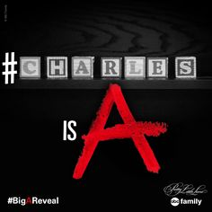 #CharlesisA | Pretty Little Liars