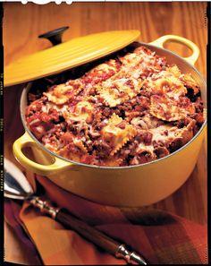 One Pot Pasta Recipe - One pot rezepte