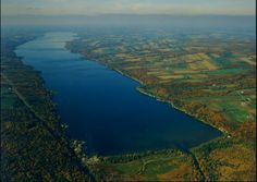 Owasco Lake NY, the lake I grew up on!
