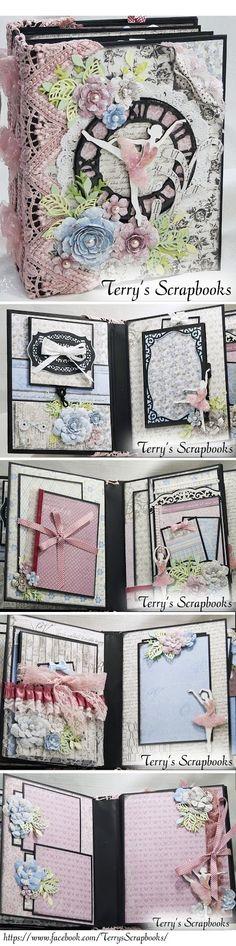 Terry's Scrapbooks: I have used Maja Design's Crea Diem Paper Collecti...