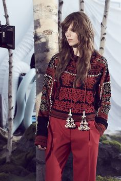 Behind the scenes A/W 2016 | H&M STUDIO COLLECTION