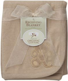 ABC Organic Cotton Receiving Blanket By American Baby Company - Google Search