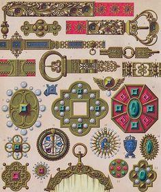14th-15th Century European Jewelry