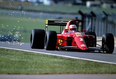 1990 Ferrari 641 (Nigel Mansell)
