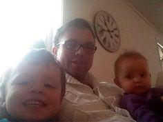 Søndagskos i sofaen;-)