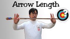 Archery | Arrow Length