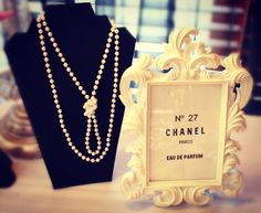 "Photo 1 of 24: Coco Chanel / Birthday ""Chanel No 27"" 