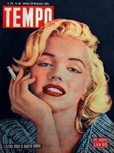 """The last trial of Marilyn Monroe"" (26th November 1953)"