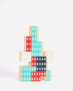 Blockitecture Series 1: Brutalism