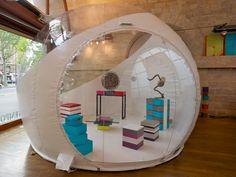 Few pics from DEZIN'IN, Les Pieds sur la Table, Majordomes-Paris exhibition @ 57 Avenue Daumesnil, 75012 Paris