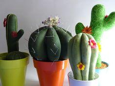 fabric cactus - Recherche Google