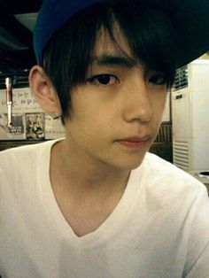 Taehyung pre-debut || He was even looking good before. >w<