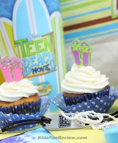 Teen Beach Movie party ideas and planning guide #client