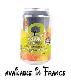 B0758N8P22 : Whole Earth | Orange & Lemonade - og | 2 x 24 x 330ml. Orange & Lemonade - Og. Vegan. Organic. Known Barcodes: 5013665112150 5013665112150