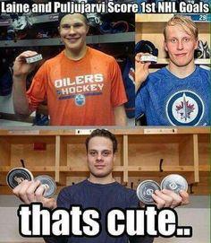 Austin Matthew first NHL game score four goals Funny Hockey Memes, Hockey Quotes, Golf Quotes, Funny Memes, Flyers Hockey, Boston Bruins Hockey, Chicago Blackhawks, Hockey Girls, Hockey Mom