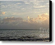 Limited Time Promotion: Almost Heaven Stretched Canvas Print