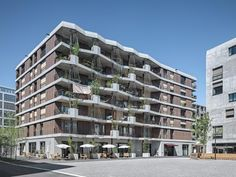 Mehr als Wohnen Baugenossenschaft Zürich Müller Sigrist