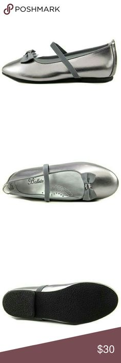 Balleto flat shoes for girls Balleto by Jumping Jack. Material : synthetic  Width : medium Jumping Jacks Shoes Dress Shoes