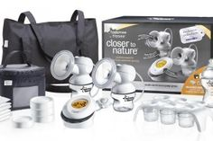 Tommee Tippee's new double electric breast pump
