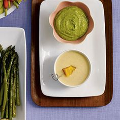 Bagna Cauda Dip for Roasted Vegetables, I want to try this, unusual but we eat a lot of roasted veggies