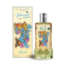 Introducing Tattooed Koi by Inky by Preferred Fragrances. Great Product and follow us to get more updates!