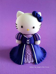 Hey, I found this really awesome Etsy listing at https://www.etsy.com/listing/157532304/hello-kitty-cake-topper