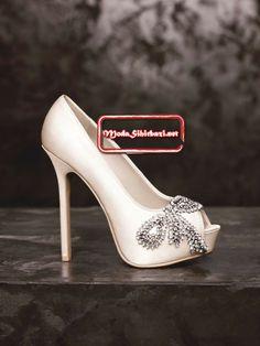 Yeni Sezon Gelin Ayakkabısı Modelleri 2014 >> http://modasihirbazi.net/gelin-ayakkabisi-modelleri-2014.html #Gelin #Gelinlik #Ayakkabı #Shoes #Bridal #bridalshoes #moda #fashion #yenisezon #Ayakkabılar #kadın #kadınlar #bayan #bayanlar