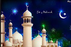 #Eid Mubarak 开斋节快乐