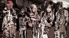Kiryu (己龍) is a visual kei band. Formed in September 2007, they are signed on to B.P Records.