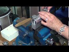 AMAZING SPOON BRACELET BENDER by Flatwearable Artisan Jewelry - YouTube