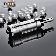 The Yocan 94F offers magnetic filter system, large capacity, and a push button mouthpiece for exceptional dry herb vaping. From YocanUSA.com