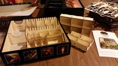 I finally got my Broken Token @tbt_gaming 7 Wonders box all done! Now to fill it... #yearofmaking  11/365