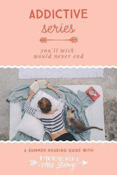 2016 Summer Reading – Addictive Series – Modern Mrs. Darcy