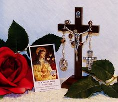 Traditional Unbreakable Relic Chaplet of St. by foodforthesoul