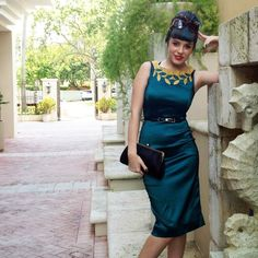 Love this by Bettie Page Clothing.