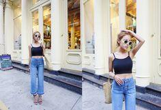 sexy cropped tank top for women #style #korean #asian #koreanfashion #asianfashion #loveasian #lovekorean #nanda #shoes #asianfashionista #asianstyle #tagsforlikes #likeforlike #prettygirl #prettyasian #prettykorean #asianshopping #koreanshopping #fashionista #fashionasia #fashionshopping