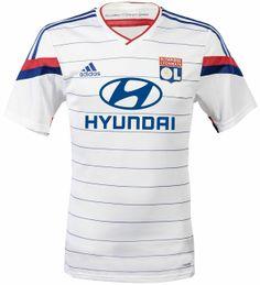 Olympique Lyonnais 14-15 Home Kit
