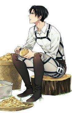 96 Ideas De Levi En 2021 Shingeky Kyojin Capitán Levi