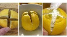 Coupez 3 citrons et gardez-les dans votre chambre à coucher … Vous en deviendrez accro !