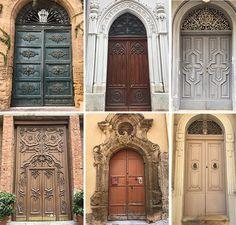 Doors in Italy & Malta