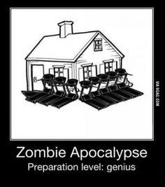 Preparation level: genius