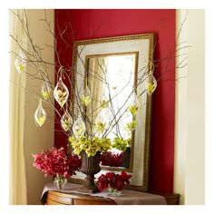 Holiday Decor that Lasts from Thanksgiving to Christmas ❤ liked on Polyvore featuring backgrounds, christmas, pictures, holiday and interior