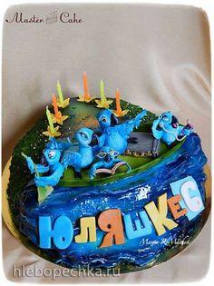 Rio Cake, Birthday Candles, Birthday Cake, Album, Desserts, Food, Tailgate Desserts, Deserts, Birthday Cakes